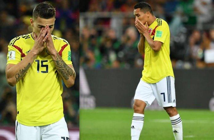 Kolumbijski nogometaši Uribe i Bacca dobili prijetnje smrću