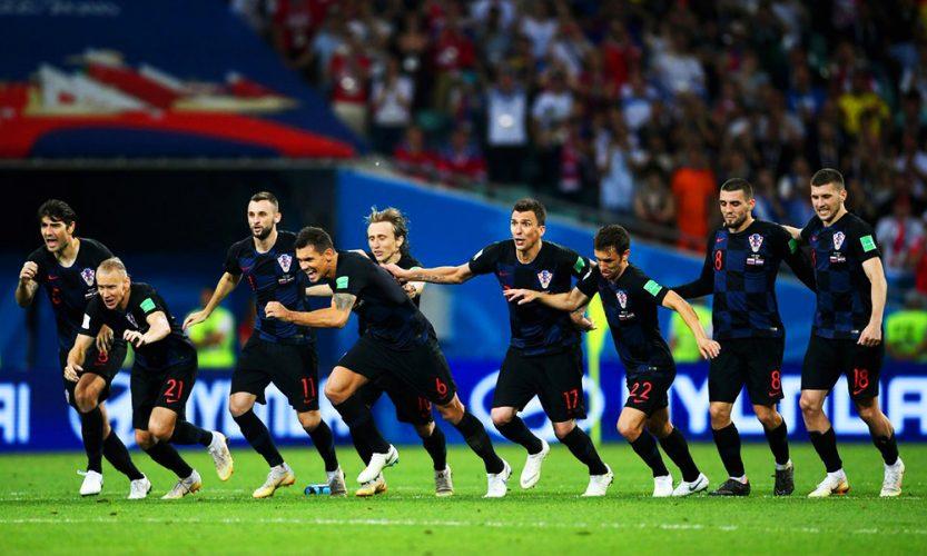 Hrvatska večeras ispisala historiju na Svjetskom prvenstvu