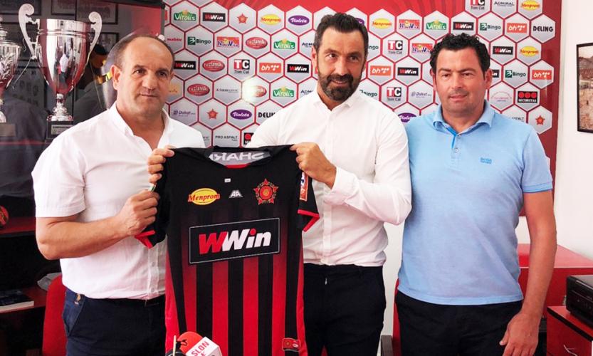 Zlatan Nalić zvanično predstavljen kao trener Slobode