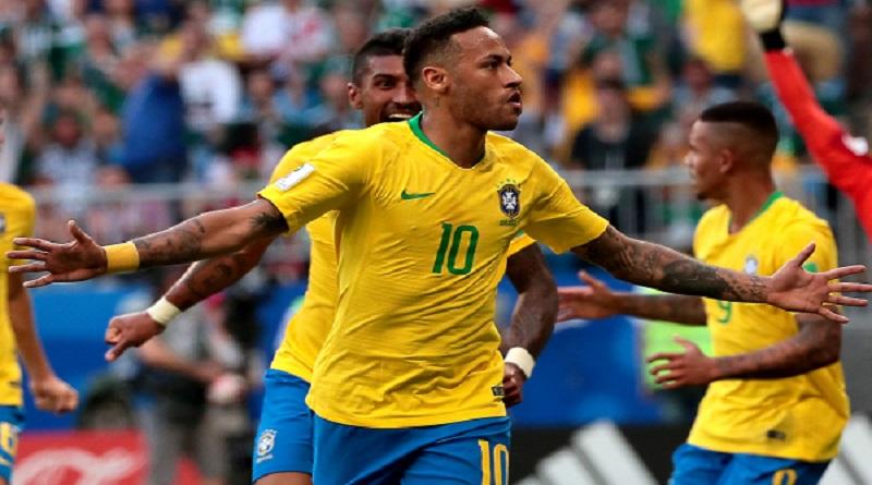 Pogodak Neymara omogućio Brazilu plasman u četvrtfinale