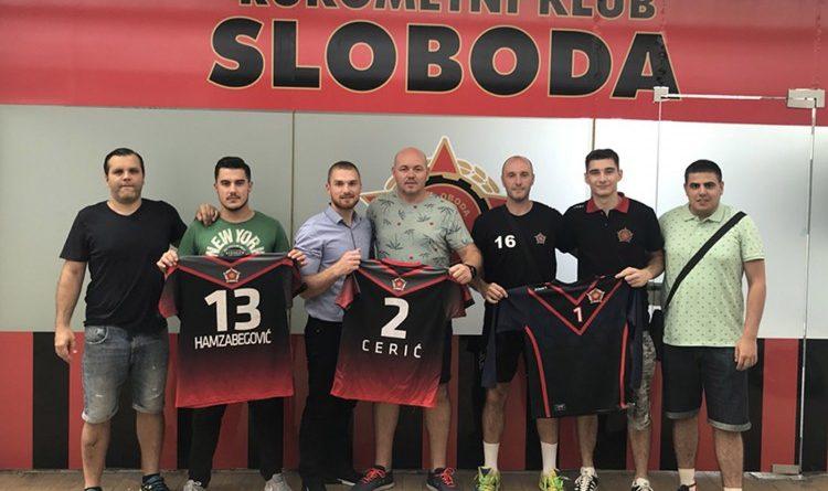 Petorica igrača potpisali ugovore sa Sloboda Solanom