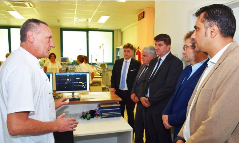 UKC Tuzla bogatiji za medicinsku opremu u vrijednosti 8 miliona KM