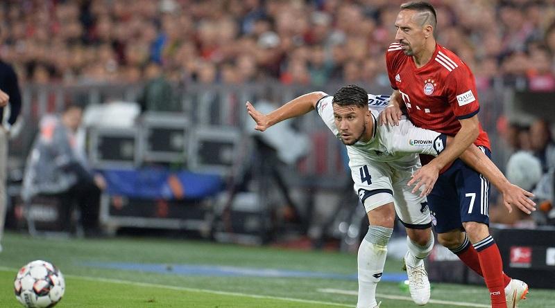 Bičakčić najbolji pojedinac Hoffenheima u duelu sa Bayernom