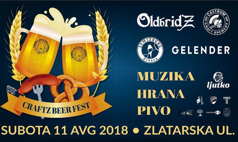 CrafTZ Beer Fest u Tuzli i ove godine