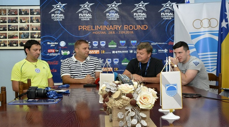 Mostar SG Staklorad nastup u Ligi prvaka otvara protiv izraelskog Maccabija