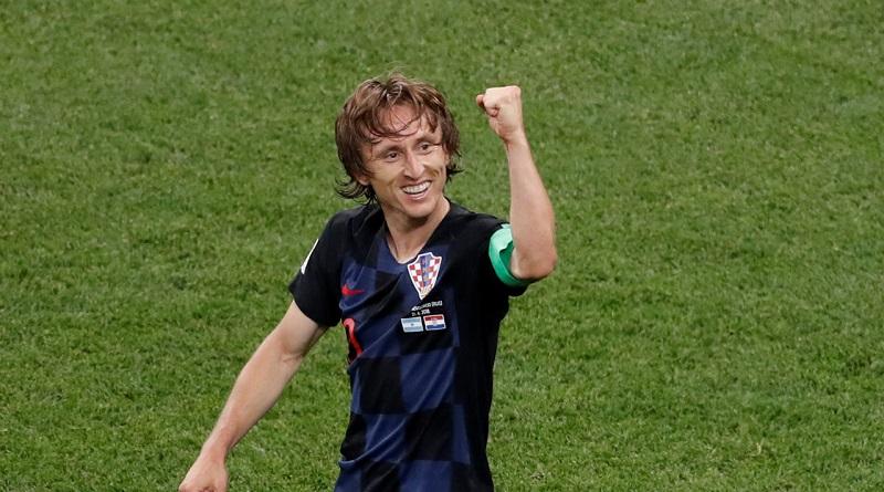 Luka Modrić proglašen najboljim igračem Evrope
