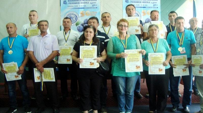 Dodijeljene medalje na Sajmu pčelarstva u Gradačcu