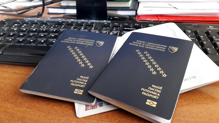 Hoće li građani BiH ostati bez dvojnog državljanstva?