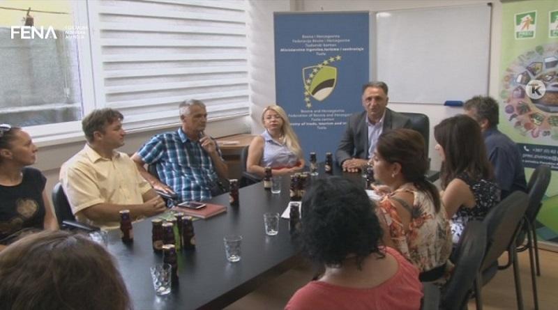 Dodijeljeni prvi certifikati iz agroturizma u Tuzlanskom kantonu