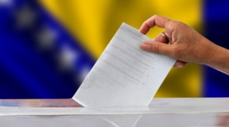 Iz Slovenije u BiH transportovan papir za štampanje glasačkih listića