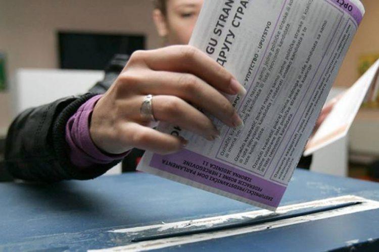 Pravo glasa na izborima će imati 3,35 miliona građana BiH