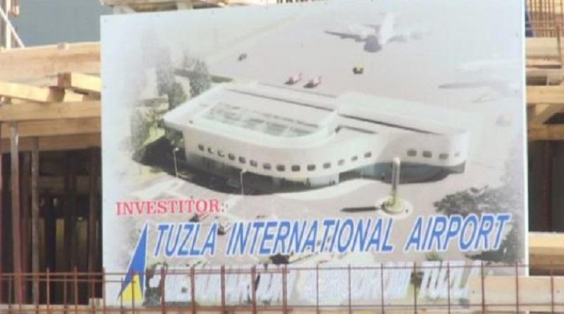 Negativan nalaz federalnih revizora za Tuzlanski aerodrom /VIDEO/