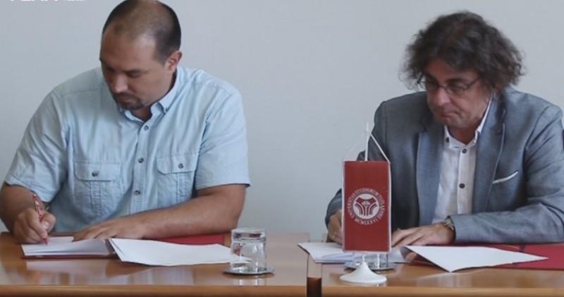 Media centar tuzlanskog univerziteta i TFF dogovorili saradnju