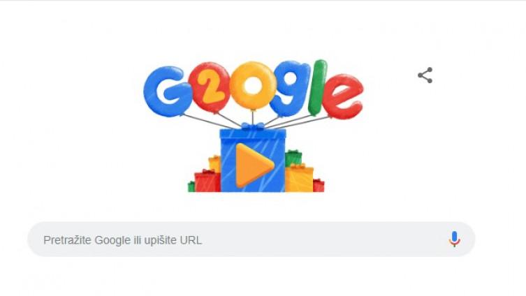 Google slavi rođendan: Prije 20 godina pokrenut u garaži, danas vrijedi milijarde