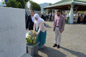 Obilježena 15. godišnjica otvaranja Memorijalnog centra Potočari
