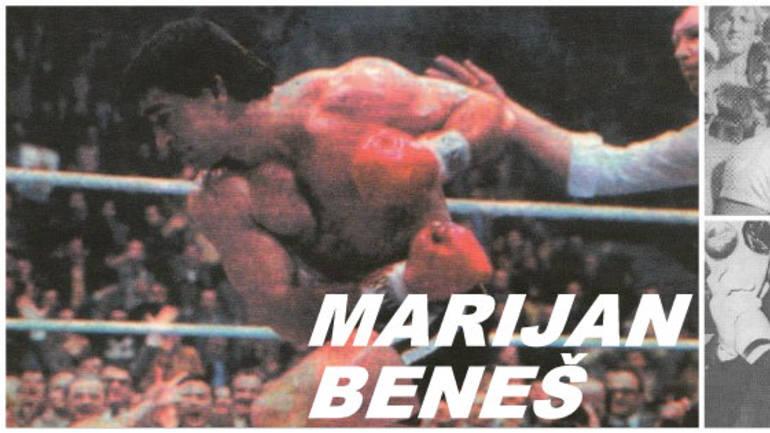 U Banjoj Luci preminuo legendarni bokser Marijan Beneš