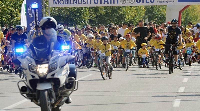 Na Biciklijadi u Tuzli 4.000 učesnika