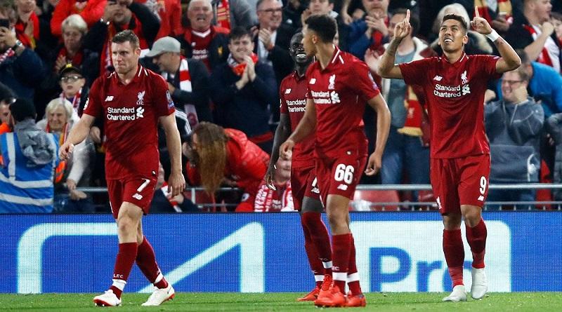 Liga prvaka-Liverpool u posljednjoj minuti do pobjede nad PSG-om,remi u Beogradu