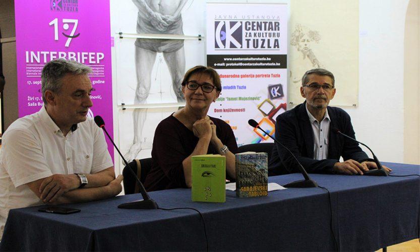 Omaž akademiku Zdenku Lešiću na Književnim susretima Cum grano salis