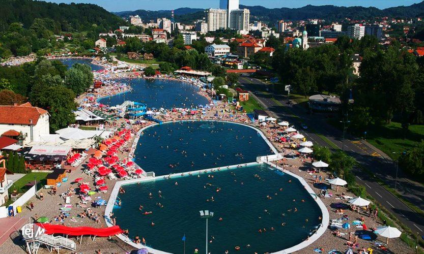 Zvaničan početak ljetne sezone rada kompleksa Panonskih jezera
