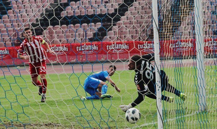 Tuzla City na krilima Ziljkića do bodova protiv Zvijezde 09