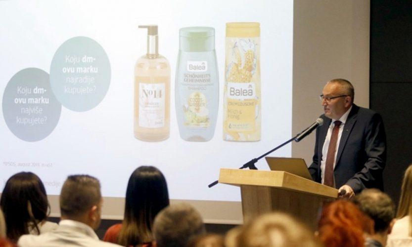 """Kompanija """"dm"""" u ponudu uvrstila 30 novih bh. proizvoda"""