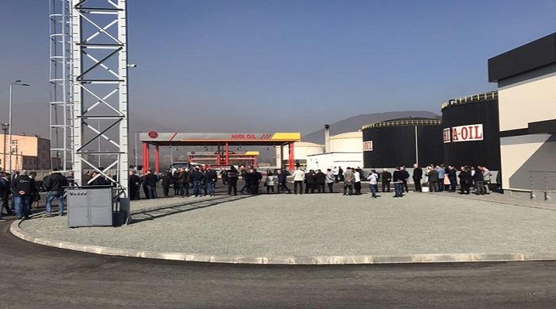 Počeo sa radom najsavremeniji terminal tečnih goriva na Balkanu