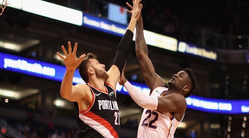 NBA predsezona: Nurkić predvodio Portland do ubjedljivog trijumfa nad Phoenixom