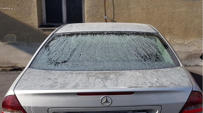 Lukavac: Šta se bijeli u Lukavac gradu? Al' je soda, al' je snijeg pao?