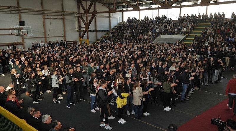 Na Univerzitetu u Tuzli nastavljen trend smanjenja upisanih studenata