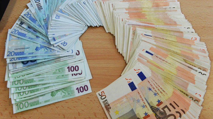 Bh. tržište puno lažnih novčanica: 50 eura vodi među lažnjacima