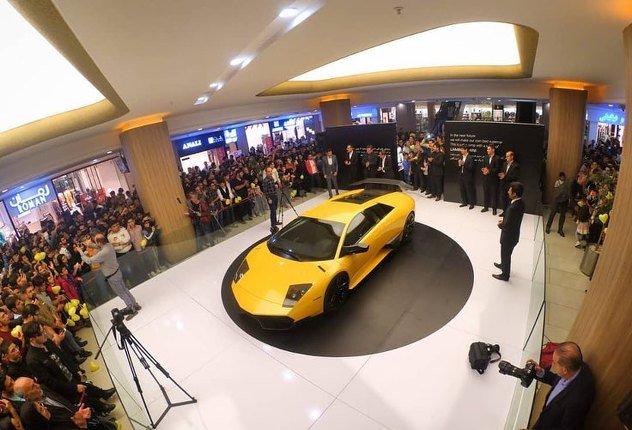 Iranci predstavili kopiju Lamborghinijevog Murcielaga