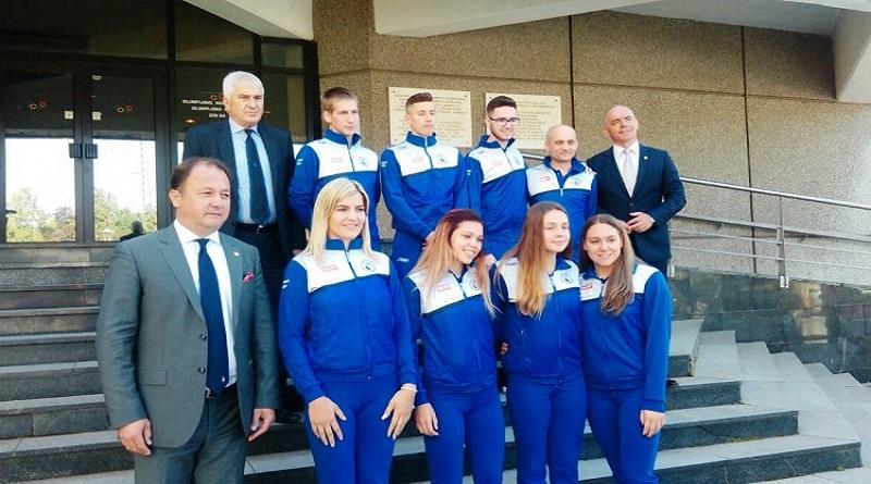 Predstavljeni mladi sportisti koji će predstavljati BiH na YOG-u