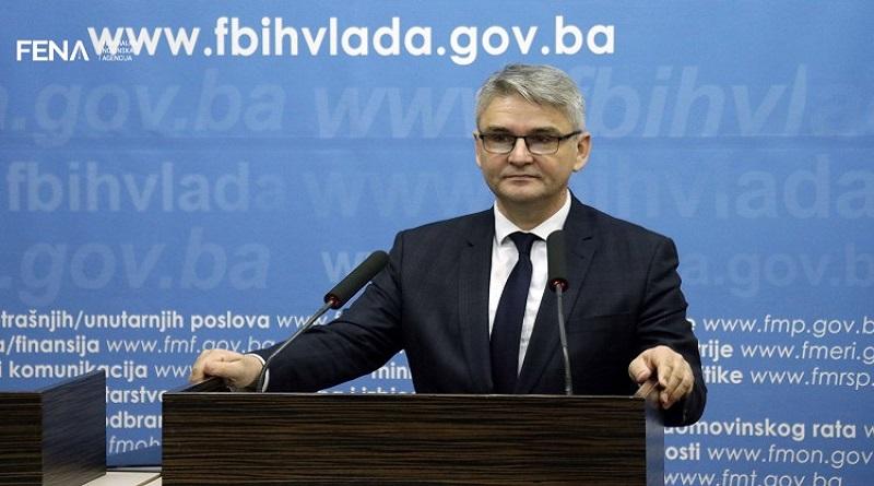 Bukvarević: Do 1. decembra javni poziv za korištenje devet miliona KM