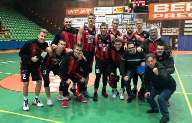 Košarka: Bodovi iz Goražda za nastavak utrke za prvaka