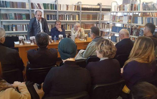 """Promocijom romana """"Tragovi"""" obilježeno stoljeće završetka Prvog svjetskog rata"""