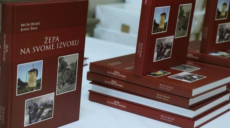 Knjiga 'Žepa na svome izvoru', da ostane trag o životu u Žepi