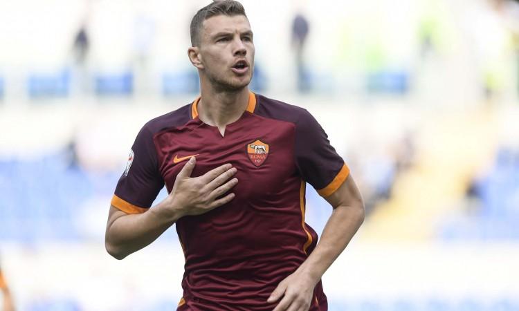 Edin Džeko propušta i utakmicu protiv Intera, Roma u velikim problemima