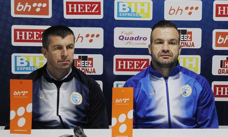 Starčević: Poštujemo Zrinjski, ali očekujemo povoljan rezultat