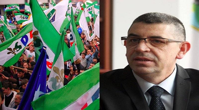 Načelnik Srebrenika i još četiri političara izbačeni iz Stranke demokratske akcije