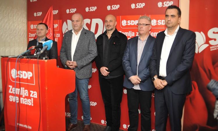 Tuzlanski kanton: Blok stranaka lijeve orijentacije formirat će skupštinsku većinu