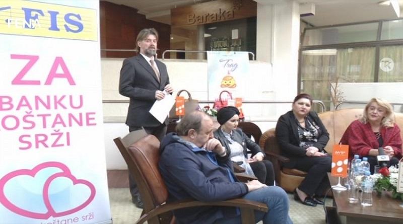 U Tuzli 10. decembra donatorska večer za 'Banku koštane srži'