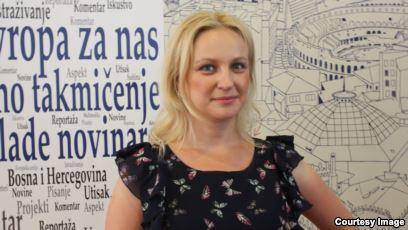 "Tuzlanska novinarka Maja Nikolić dobitnica novinarske nagrade ""Srđan Aleksić"" za 2018. godinu"