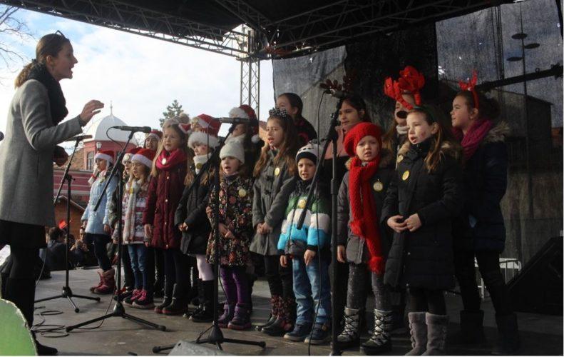 Grad Tuzla i ove godine organizovao obilježavanje Dječije nove godine