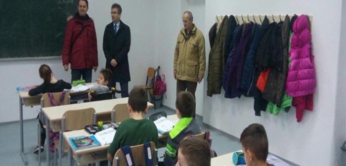Područna škola u Brijesnici Maloj dobila obnovljen objekat