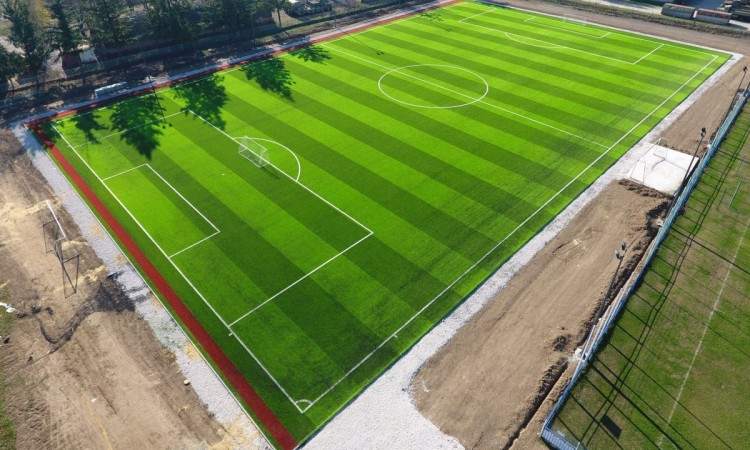 Tuzla City počinje izgradnju igrališta s umjetnom travom