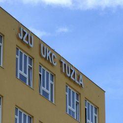 UKC Tuzla oformio i drugu COVID bolnicu za dodatnih 60 pacijenata