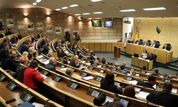 Izabrani zastupnici neće moći ostati istovremeno i delegati u Domu naroda Parlamenta BiH