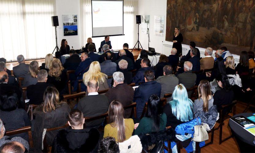 Predstavljeni rezultati uspješnog rada Ministarstva privrede TK, koje je proglašeno najproaktivnijim u regiji