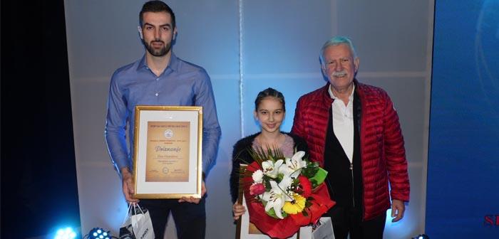Dino Hamidović i Šejma Duraković najbolji sportisti općine Gračanica u 2018.